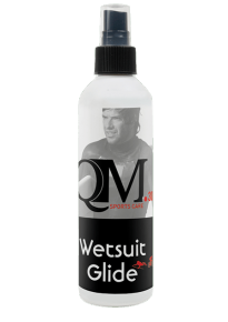Spray lubrifiant pour combinaisons en néoprene Wetsuit Glide QM Sports Care 30